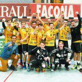 Meistertitel für Bregenzer U-20-Team