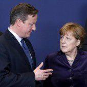 Die EU weist Cameron vorerst in die Schranken