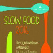 Mit Slow Food gut und fair geniessen