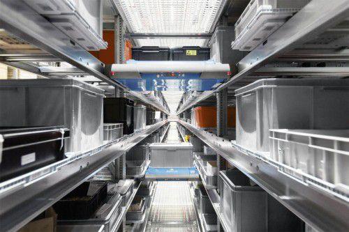 Für die Kunden des Dornbirner Unternehmens Servus Intralogistics, Spezialist für autonome Transportroboter , ist Industrie 4.0 Realität.