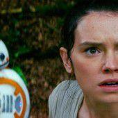 Der neue Star Wars-Film eilt von Rekord zu Rekord