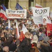 Polen entmachtet das Verfassungsgericht