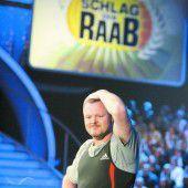 Stefan Raab ist nun Fernsehrentner