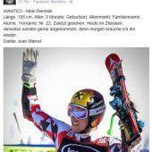Hirscher kamen in Alta Badia die Ski abhanden