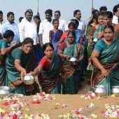 Gedenken an Opfer der Tsunami-Katastrophe 2004