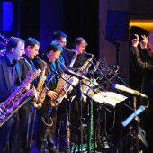 Ansteckende Jazzklänge