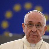 Der Papst erhält nächstes Jahr den Karlspreis