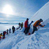 Freeride-Profis geben Skifahrern gute Tipps