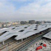 Keine Ankunft mehr am Wiener Westbahnhof