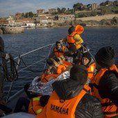 Sechs Kinder starben in der türkischen Ägäis