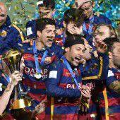 Triumpf bei der Klub-WM