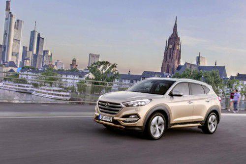 Hyundai Tucson: Die Designpolitur und die Technikaktualisierung gingen tief unter die (Blech-)Haut.