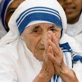 Mutter Teresa wird bald heiliggesprochen