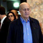 Israelischer Expremier muss ins Gefängnis