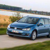 VW Golf und Mazda CX-3 nahe an offiziellen Werten