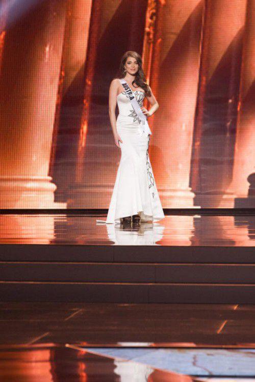In der Vorrunde konnte sich die internationale Jury bereits ein Bild von den 81 Kandidatinnen machen.