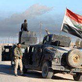 IS hat 14 Prozent seines Kalifates eingebüßt