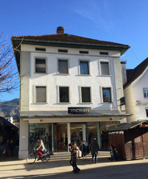 Konnte weitere Immobilie im Stadtzentrum von Dornbirn erwerben: die Unternehmensgruppe Prisma.