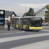 Busfahrplan wird optimiert