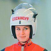 Ländle-Rodler in der Qualifikation