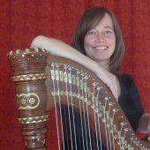 Harfenmusik und spirituelle Texte