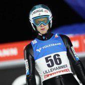 Hayböck holt ersten Stockerl-Platz für ÖSV