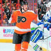Flyers siegten mit Raffl-Tor