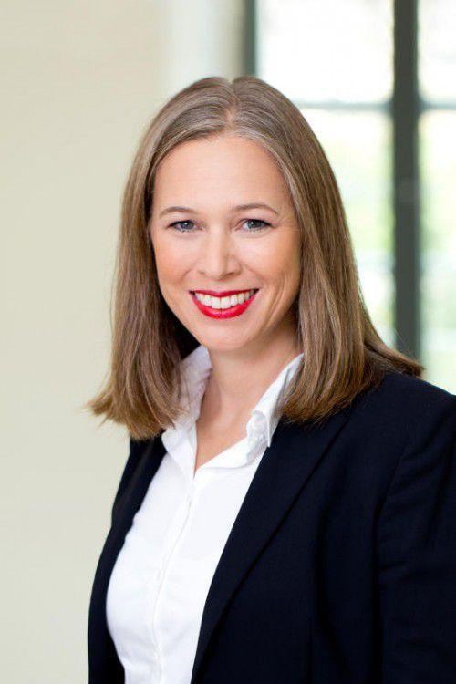Michaela Fritz ist mit viel Leidenschaft in der Forschung tätig. Nun macht sie Karriere an der MedUni Wien.