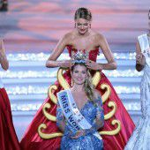 Miss-World-Wahl: Show mit Schönheitsfehler