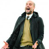 Hitzfeld kritisiert Pep Guardiola