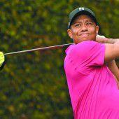 Golfstar Tiger Woods sucht Weg aus dem Loch