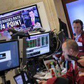 Fed lässt Exporteure hoffen