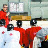 Eine große Bühne für die Eishockey-Talente