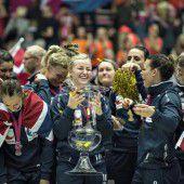 Nach Olympia- und EM- nun auch WM-Gold