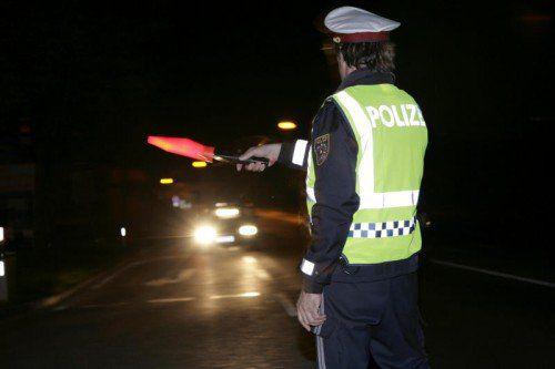 Die Polizei verstärkte an Ostern die Kontrollen.
