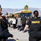 Tote und Verletzte bei Schießerei in Kalifornien