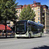 Europäischer Solarpreis für E-Buslinie in Göteborg