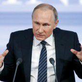 Putin will die UdSSR nicht wieder herstellen
