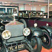 Dauerkonflikt um das Rolls-Royce-Museum