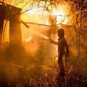 Über 130 Waldbrände wüten in Nordspanien