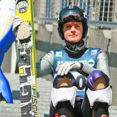 Skispringerin Ulrike Gräßler schwer gestürzt