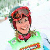 Katharina Liensberger Zweite im Torlauf