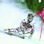 Hirschbühel mit Sieg im Slalom
