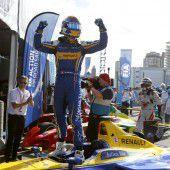 Zweiter Erfolg für Buemi in der Formel-E