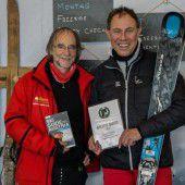 Kreative Award für besondere Skitour