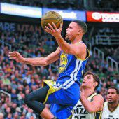 Golden State Warriors bauen Startrekord aus