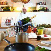 Kochen lernen auf Haubenniveau