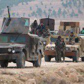 Die Vorgefechte einer syrischen Friedenssuche