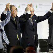 Ein Weltpakt für Mensch und Natur