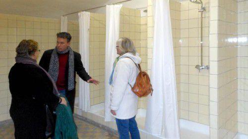 Unter anderem wurden im ehemaligen Schülerheim in Bregenz die Sanitäranlagen neu gestaltet.